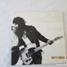 CDs de Música: BRUCE SPRINGSTEEN - BORN TO RUN , CD . Lote 182121768