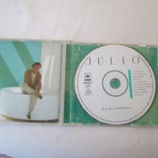 CD de Música: JULIO IGLESIAS - LA CARRETERA CD SONY . Lote 182122275