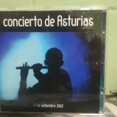 CDs de Música: CD CONCIERTO EN ASTURIAS 7 SEPTIEMBRE 2002 FONOASTUR TEJEDOR Y OTROS. Lote 182129266