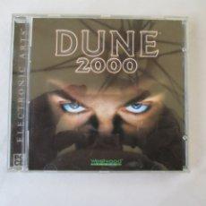 CDs de Música: DUNE 2000 PC-CD 1998. Lote 182129578