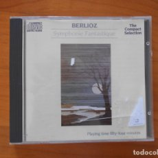 CDs de Música: CD BERLIOZ - SYMPHONIE FANTASTIQUE (5R). Lote 182145695