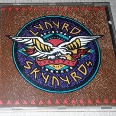 CDs de Música: CD - LYNYRD SKYNYRD - SKYNYRD'S INNYRDS / THEIR GREATEST HITS - MADE IN USA. Lote 182149786