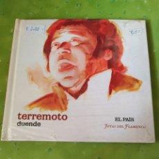 CDs de Música: (CD979) TERREMOTO DUENDE - JOYAS DEL FLAMENCO - NUEVO. Lote 182150021