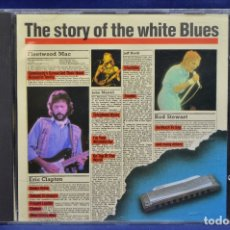 CDs de Música: VARIOUS - THE STORY OF THE WHITE BLUES - CD. Lote 182152946