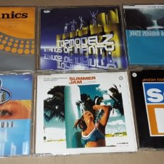 CDs de Música: LOTE 25 CD SINGLES / MAXI SINGLE - VENGABOYS, TECHNICS, JOEY NEGRO. Lote 182154666