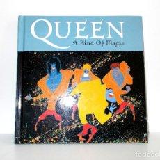CDs de Música: QUEEN - A KIND OF MAGIC - CD DIGIBOOK EMI CQ001 DIARIO EL MUNDO 2008 ESPAÑA NM/EX. Lote 182157367