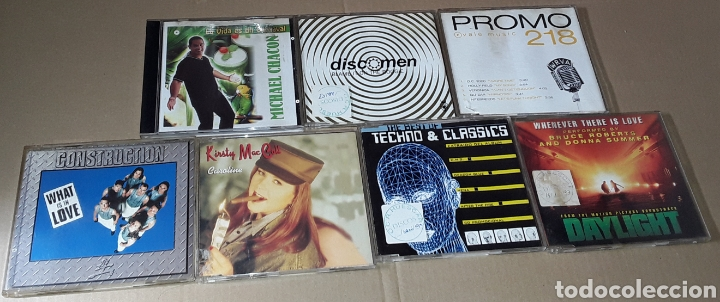 CDs de Música: LOTE 25 CD SINGLE / MAXI SINGLE - CHASIS, LOCO MIA, THE BEAT DOCTOR, DOUBLE YOU - Foto 4 - 182158566