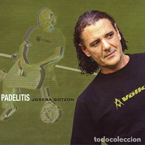 JOSEBA GOTZON - PADELITIS (Música - CD's Country y Folk)