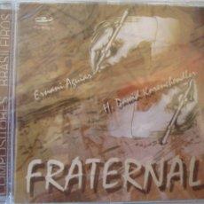 CDs de Música: FRATERNAL CD , COMPOSITORES BRASILEIROS , ERNANI AGUIAR , H DAVID KORENCHENDLER -PRECINTADO . Lote 182205396