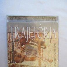 CDs de Música: TRAJETÓRIA, CD, COMPOSITORES BRASILEIROS , RONALDO MIRANDA - PRECINTADO . Lote 182205820
