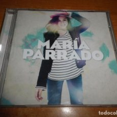 CDs de Música: MARIA PARRADO DONDE ESTA EL AMOR CD ALBUM DEL AÑO 2014 EL SIGNIFICADO DEL AMOR TEMA INEDITO 8 TEMAS. Lote 198692192