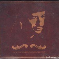 CDs de Música: ADOLFO OSTA CD MARAVÍA 2007 CANÇONS DE MARINERS, PELEGRINS I MERCADERS (PRECINTADO). Lote 182248116