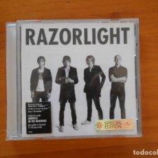 CDs de Música: CD RAZORLIGHT (5W). Lote 182253670
