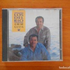 CDs de Música: CD LOS DEL RIO - A MI ME GUSTA (5W). Lote 182254055