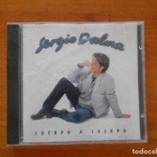 CDs de Música: CD SERGIO DALMA - CUERPO A CUERPO (5Z). Lote 182254913