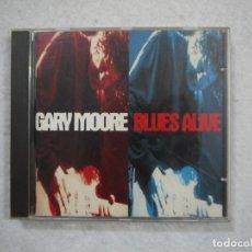 CDs de Música: GARY MOORE - BLUES ALIVE - CD 1993 . Lote 182283466