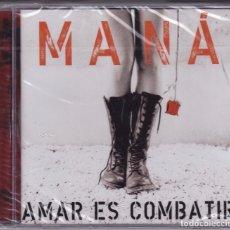 CDs de Música: MANÁ - AMAR ES COMBATIR (PRECINTADO). Lote 182289761