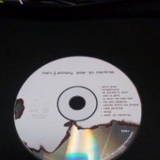 CDs de Música: MARC ANTHONY AMAR SIN MENTIRAS CD SIN CARÁTULA. Lote 182294600