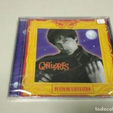 CDs de Musique: JJ11- CAÑIZARES PUNTO DE ENCUENTRO CD NUEVO PRECINTADO LIQUIDACIÓN!!. Lote 182295555