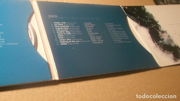 CDs de Música: ESTUCHE 3 CD . EDITADO EN ARGENTINA 2000 - VARIOS ARTISTAS , SESIONES DE MUSICA DE RELAJACIÓN - Foto 3 - 182297602