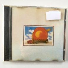 CD de Música: THE ALLMAN BROTHERS - EAT A PEACH - CD PLANETA AGOSTINI. Lote 182302120