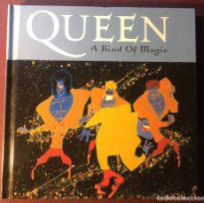 CDs de Música: QUEEN: A KIND OF MAGIE.(LIBRITO+CD, 12 TEMAS).. Lote 182318406