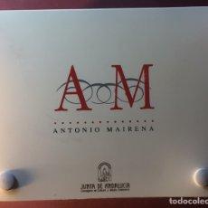 CDs de Música: COLECCIÓN COMPLETA DE ANTONIO DE MAIRENA(16 CD'S + LIBRITO). Lote 182321502
