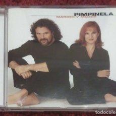 CDs de Música: PIMPINELA (MARIDO Y MUJER) CD 1998. Lote 182327622