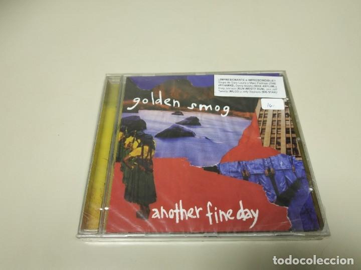 JJ11-GOLDEN SMOG ANOTHER FINE DAY CD NUEVO PRECINTADO LIQUIDACIÓN!! (Música - CD's Otros Estilos)