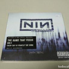 CDs de Música: JJ11- NIN WITH TEETH CD NUEVO PRECINTADO LIQUIDACION!!!. Lote 182369088