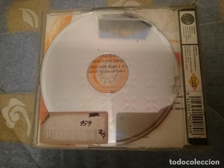 CDs de Música: WHIGFIELD - SEXY EYES - CD SINGLE 4 VERSIONES - Foto 2 - 182392518