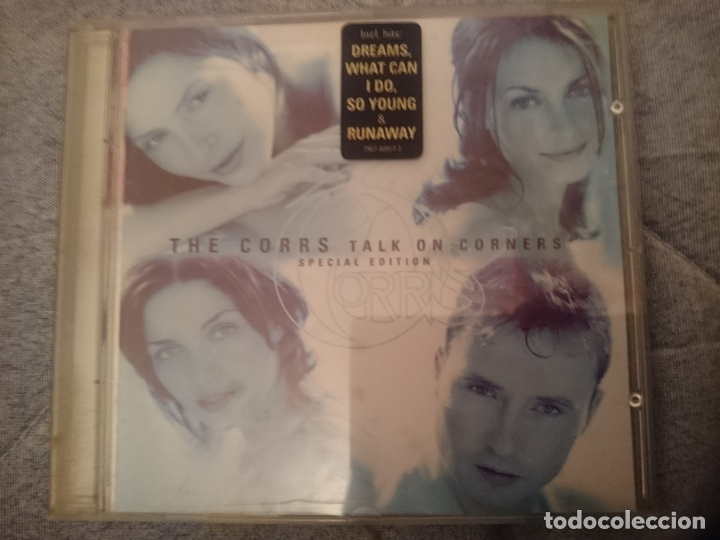 THE CORRS - TALK ON CORNERS - SPECIAL EDITION (Música - CD's Melódica )