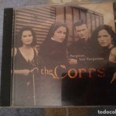 CDs de Música: THE CORRS - FORGIVEN NOT FORGOTTEN. Lote 182392962