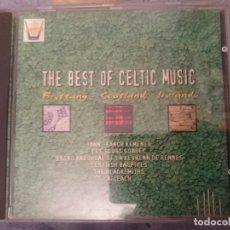 CDs de Música: THE BEST OF CELTIC MUSIC. Lote 182393065