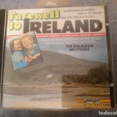 CDs de Música: FAREWELL OF IRELAND. Lote 182393358