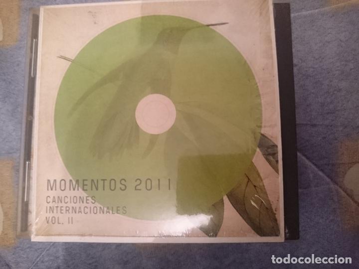 MOMENTOS 2011 CANCIONES INTERNACIONALES VOLUMEN II (Música - CD's World Music)