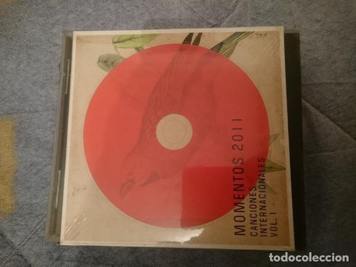 MOMENTOS 2011 CANCIONES INTERNACIONALES VOLUMEN I (Música - CD's World Music)