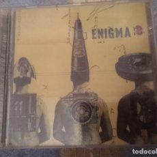 CDs de Música: ENIGMA 3 - LE ROI EST MORT, VIVE LE ROI . Lote 182394472