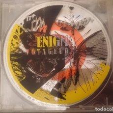 CDs de Música: ENIGMA - VOYAGEUR. Lote 182394541