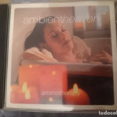 CDs de Música: AMBIENT HEAVEN - AROMATHERAPY. Lote 182398088