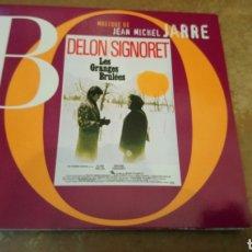 CDs de Música: JEAN MICHEL JARRE – LES GRANGES BRÛLÉES. CD DIGIPACK PERFECTO ESTADO. EDICIÓN FRANCE. Lote 182401248