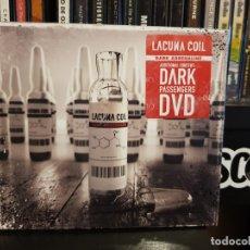 CDs de Música: LACUNA COIL - DARK ADRENALINE - CD+DVD - LIMITED EDITION. Lote 182403030
