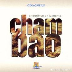 CDs de Música: CHAMBAO. ENDORFINAS EN LA MENTE. Lote 182425953