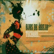 CDs de Música: OJOS DE BRUJO. TECHARI. Lote 182482192