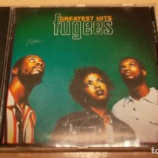 CDs de Música: THE FUGEES - GREATEST HITS- CD COLUMBIA. Lote 182278933