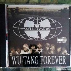 CDs de Música: WU-TANG CLAN – WU-TANG FOREVER 2×CD,ENHANCED US 1997 . Lote 182499665