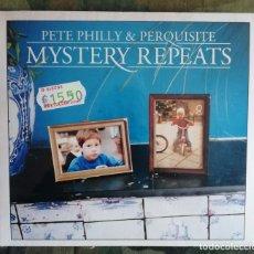 CDs de Música: PETE PHILLY & PERQUISITE – MYSTERY REPEATS CD, NETHERLANDS 2007 JAZZY HIP-HOP, NUEVO SIN ABRIR. Lote 182499931