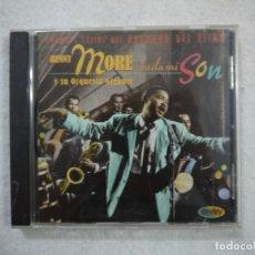 CDs de Música: BENNY MORE Y SU ORQUESTA GIGANTE - BAILA MI SON - CD . Lote 182510320