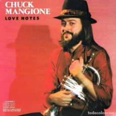 CDs de Música: CHUCK MANGIONE - LOVE NOTES. CD. COLUMBIA. Lote 182523308