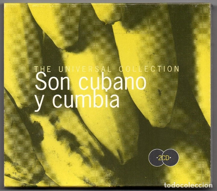 THE UNIVERSAL COLLECTION. SON CUBANO Y CUMBIA. CD. DOS DISCOS (Música - CD's Latina)